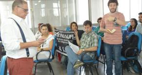 Reitoria aceita condicionar devolução de empréstimo à RT