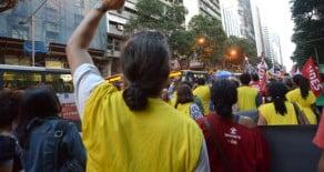 Ato nesta quinta (24) na ABI defenderá educadores e direito de greve