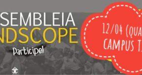 Assembleia do Sindscope acontece nesta quarta (12), às  18h,  no campus Tijuca II