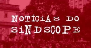 No X ConSindscope, servidores aprovam congresso e combate a racismo e opressões