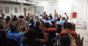 Trabalhadores terceirizados fundam associação no Colégio Pedro II